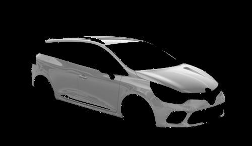 Цвета кузова Clio Estate GT
