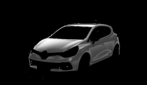 Цвета кузова Clio R.S.